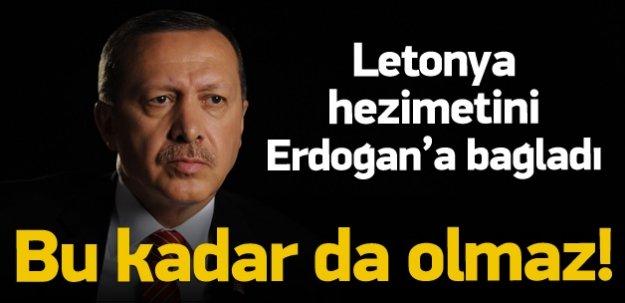 Çalışkan Letonya beraberliğini Erdoğan'a bağladı