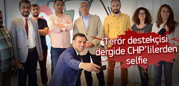 CHP'li vekillerden Nokta Dergisi'ne destek
