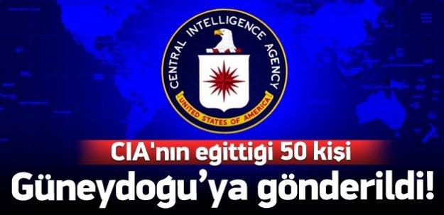 CIA'nın eğittiği 50 açılımcı!