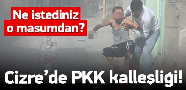 Cizre'de hayata bombalı dönüş!