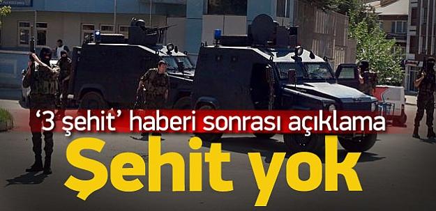 Cizre'de özel harekata saldırı! 4 yaralı