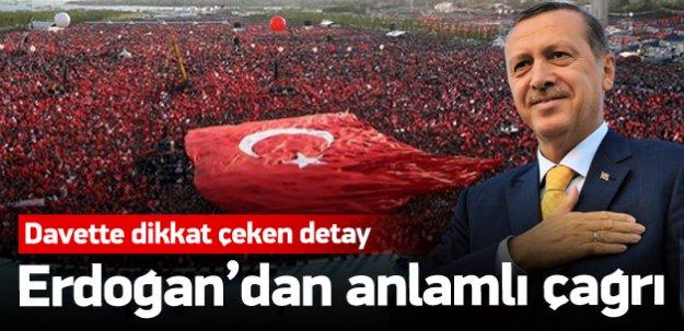 Cumhurbaşkanı Erdoğan'dan tweetli davet