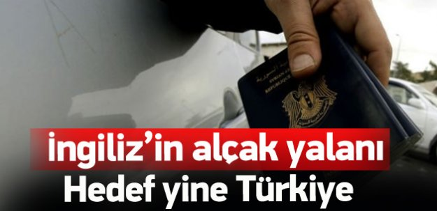 Daily Mail'in Türkiye'yle ilgili IŞİD yalanı
