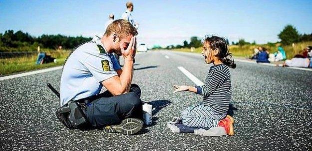 Danimarka dünyayı bu fotoğrafla kandırmış!