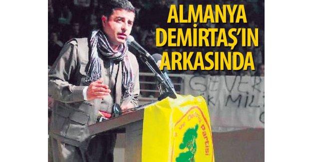 Demirtaş, Danimarka ve Almanya'ya Türkiye'yi şikayet etti