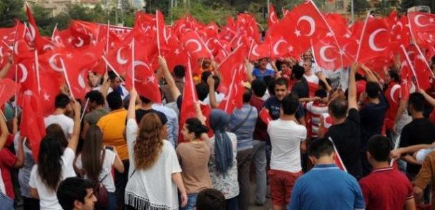 Diyarbakır'da PKK'ya karşı sivil direniş!