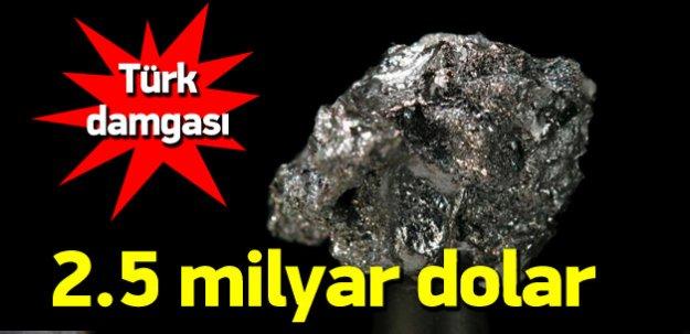 Dünya bor pazarına Türk damgası