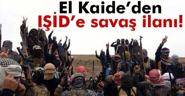 El Kaide liderinden IŞİD'e savaş ilanı