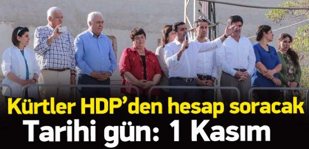 Ensarioğlu: Kürtler HDP'den hesap soracak