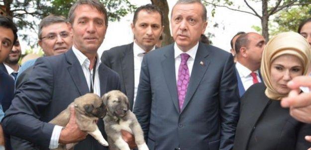 Erdoğan'a hediye etti, talebe yetişemiyor!