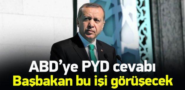 Erdoğan bayram namazı çıkışında ABD'ye PYD cevabı