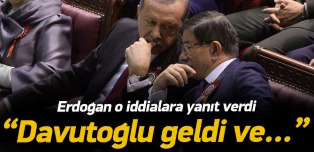 Erdoğan'dan AK Parti, kongresiyle ilgili ilk yorum