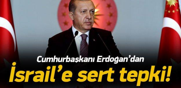 Erdoğan'dan Harem-i Şerif açıklaması