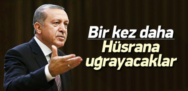 Erdoğan'dan yargıdaki hizipçiliğe sert çıktı