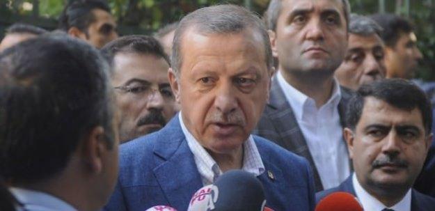 Erdoğan: Esed'li Suriye mümkün değil