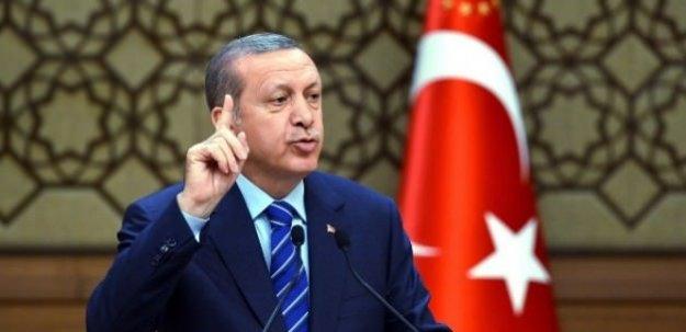 Erdoğan: Saldırılar asla amacına ulaşamayacak