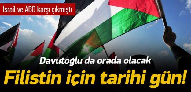 Filistin bayrağı 30 Eylül'de BM'ye asılacak