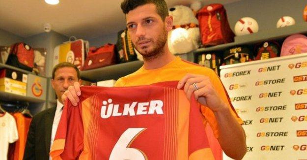 Galatasaray, Dzemaili'nın transferini açıkladı