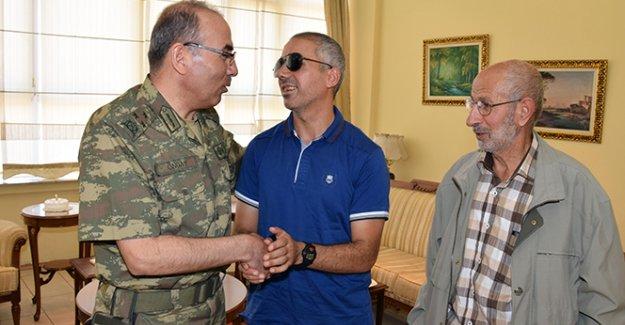 Genelkurmay Başkanlığı gazileri Başkent'te ağırlayacak