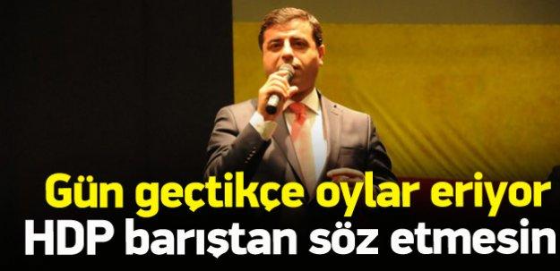 HDP'den istifa eden HDP'yi yerden yere vurdu