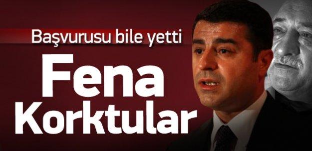 HDP ve Paralel Yapı paniğe kapıldı!