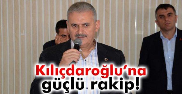 İzmir'de Binali Yıldırım sürprizi!
