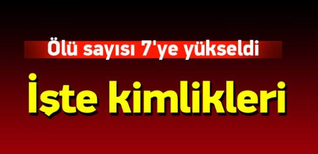 Kabe'de ölen Türk Hacıların kimlikleri belli oldu