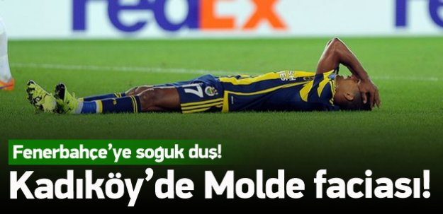 Kadıköy'de Molde faciası!