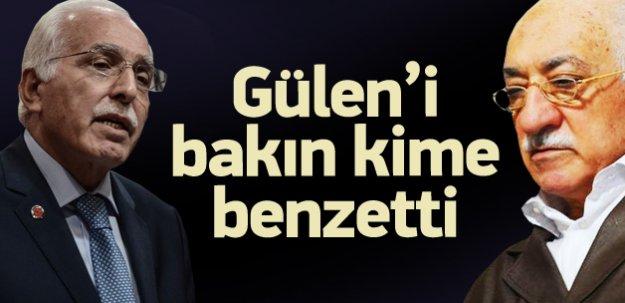 Kamalak'tan Fethullah Gülen'e ilginç benzetme
