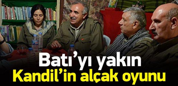 Kandil'in hedefi Türk-Kürt çatışması