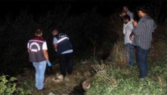 Karabük'te bir kişi bahçede ölü olarak bulundu!