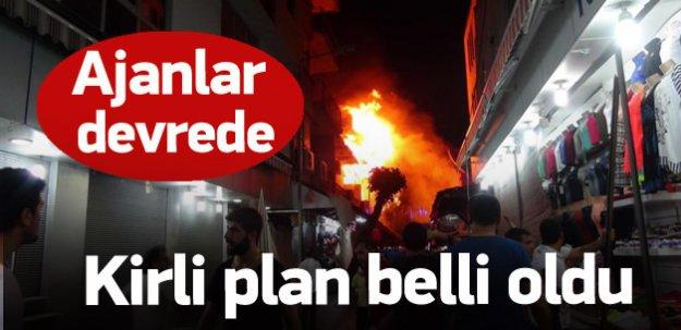 Karanlık ellerin Türkiye'deki hedefi: Huzursuzluk