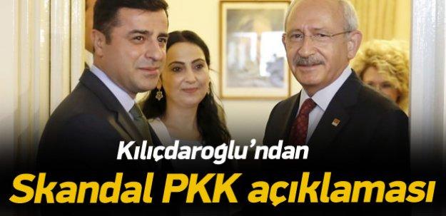Kılıçdaroğlu: PKK silah bırakamaz