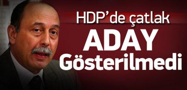 Levent Tüzel HDP'den aday değil