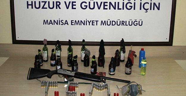 Manisa'da PKK operasyonu! 2 tutuklama
