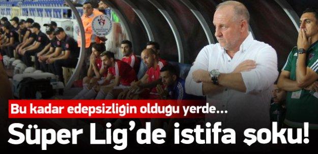 Mesut Bakkal isyan etti bıraktı
