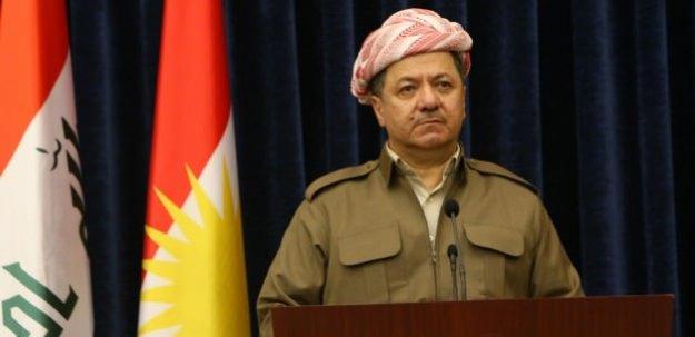 Mesut Barzani'den Türkiye açıklaması
