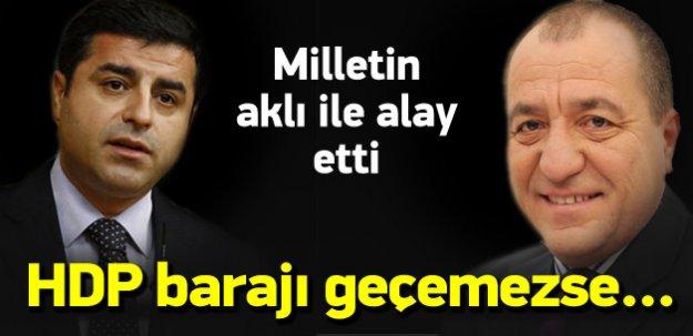 Milliyet yazarı HDP'ye açık açık oy istedi