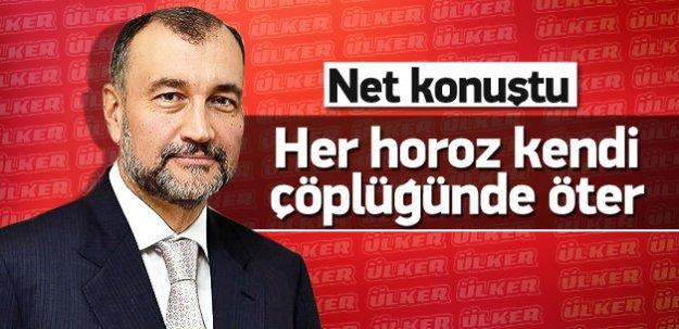 Murat Ülker'den Cola Turka açıklaması