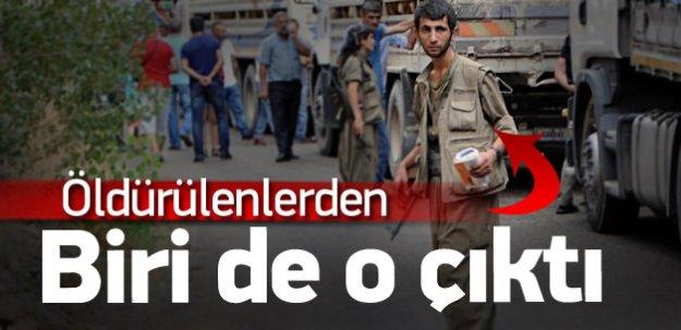 Öldürülen 4 PKK'lıdan biri de o çıktı