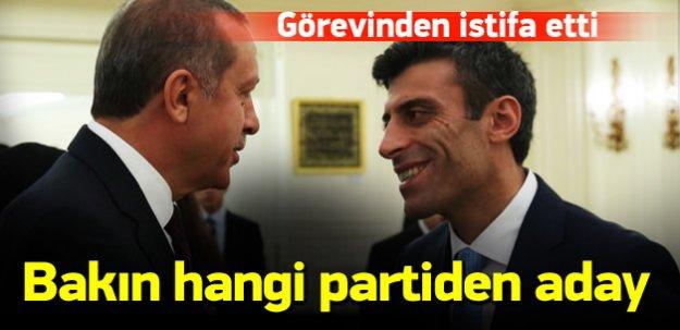 Öztürk Yılmaz CHP'den aday olacak