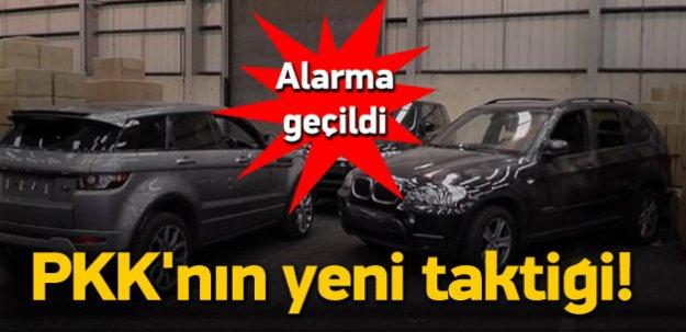 PKK 9 lüks cip ile saldırı yapabilir!