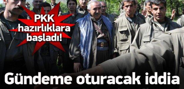 'PKK ateşkes hazırlığında' iddiası