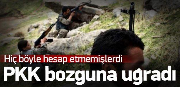 PKK bunu hiç beklemiyordu! İyice afalladılar