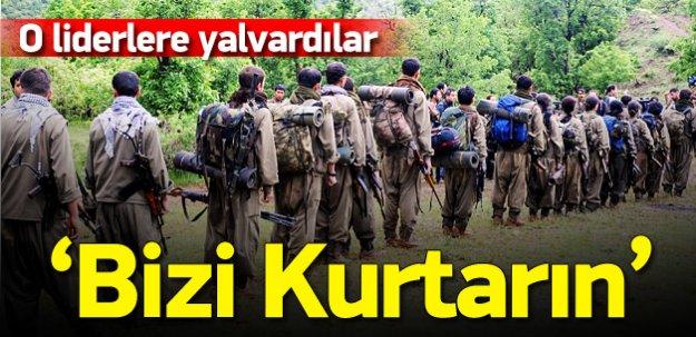 PKK'lılardan BM, NATO, Obama ve Merkel'e feryat