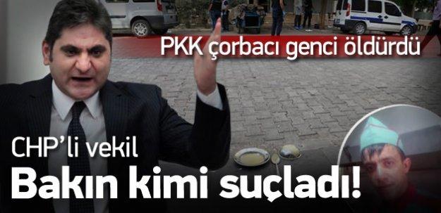 PKK sivil öldürdü! CHP'li vekil Erdoğan'ı suçladı