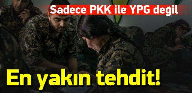 PKK ve YPG ile değil ülkelerle savaşıyoruz!
