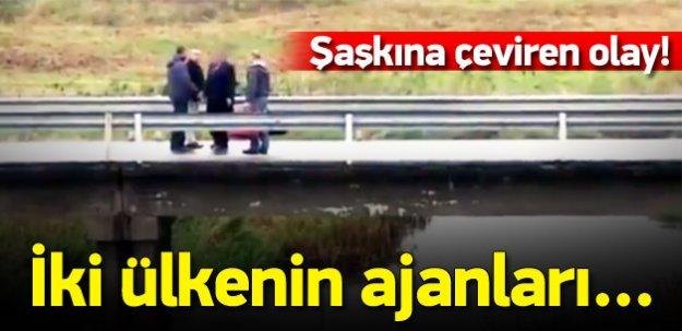 Rusya ve Estonya, köprüde ajan değiş tokuşu yaptı