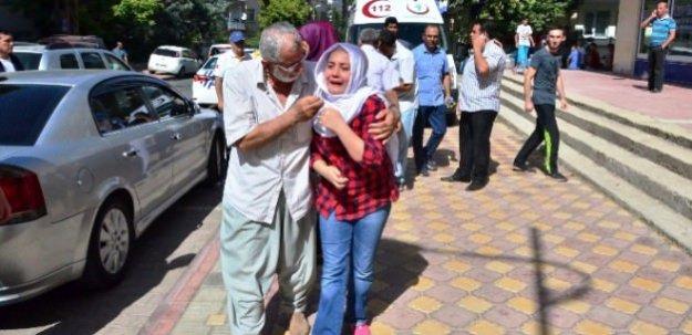 Şehit polisin kızı: Babam bir daha gelmeyecek