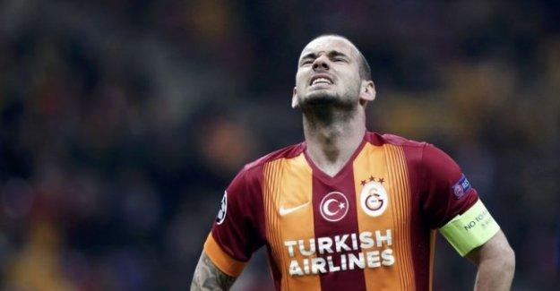 Sneijder'de beklenen oluyor!